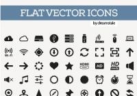 200 e oltre icone gratuite flat e vet...