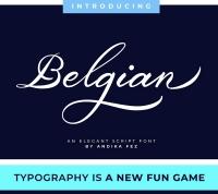 21 Nuovi Fonts Stilosi e Gratuiti