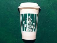 24 illustrazioni di tazze Starbucks r...