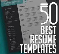 50 migliori template di CV