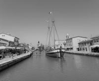 Barche al mare di cervia