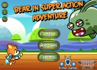 Bear in Super Action...