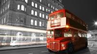 Bus Originale in Londra in HD
