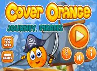Cover Orange:  Journey. Pirates