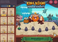 King Rugni tower defence