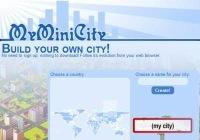 MyMiniCity
