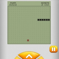 Snake Simple Retro Game
