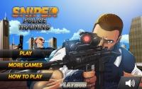 Sniper Police Tra...