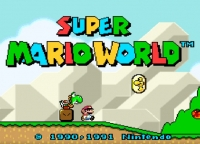 Super Mario World Usa