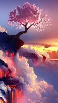 Vulcan Tree