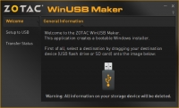 Win USB Maker